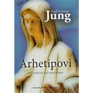 knjiga arhetipovi i kolektivno nesvesno prodaja knjižara miba books