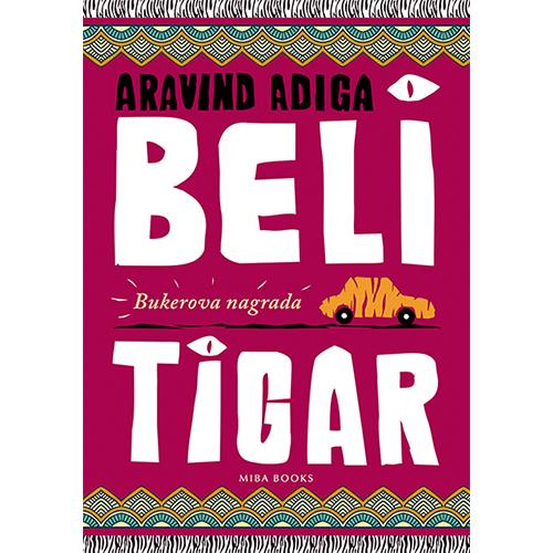 knjiga beli tigar prodaja knjižara miba books