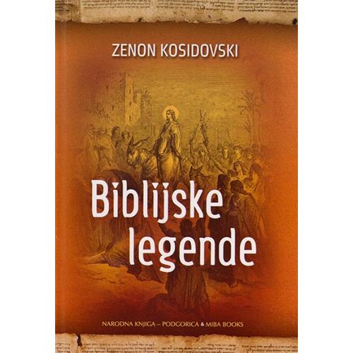 knjiga Biblijske legende prodaja knjižara miba books