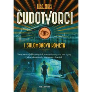 knjiga čudotvorci i Solomonova kometa prodaja knjižara miba books