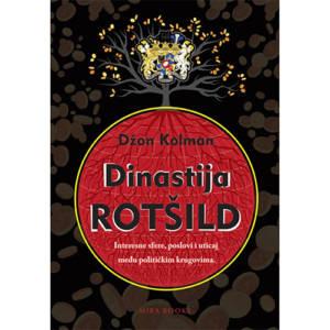 knjiga Dinastija Rotšild prodaja knjižara miba books