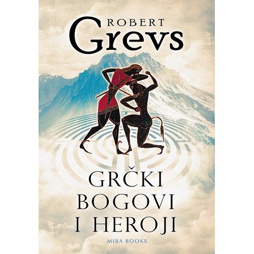knjiga grčki bogovi i heroji prodaja knjižara miba books