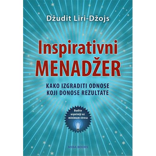 knjiga inspirativni menadžer prodaja knjižara miba books