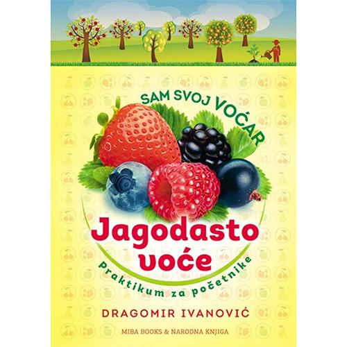 knjiga jagodasto voće praktikum za početnike prodaja knjižara miba books