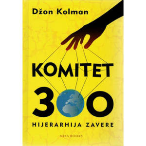 knjiga komitet 300 hijerarhija zavere prodaja knjižara miba books