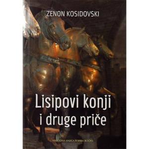 knjiga lisipovi konji i druge priče prodaja knjižara miba books