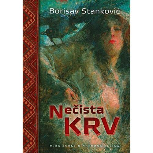 knjiga nečista krv prodaja knjižara miba books