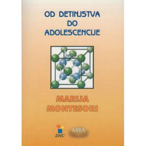 knjiga od detinjstva do adolescencije prodaja knjizara miba books