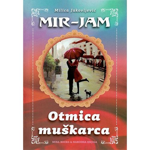knjiga otmica muškarca prodaja knjižara miba books