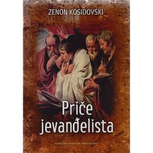 knjiga priče jevanđelista prodaja knjižara miba books