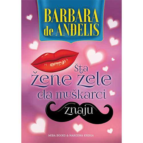 knjiga šta žene žele da muškarci znaju prodaja knjižara miba books