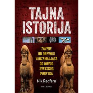 knjiga tajna istorija prodaja knjižara miba books