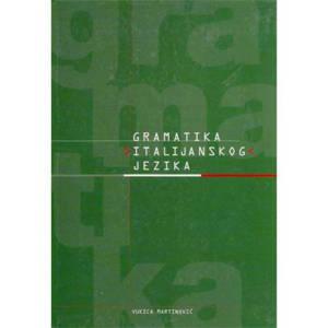 knjiga gramatika italijanskog jezika prodaja knjižara miba books