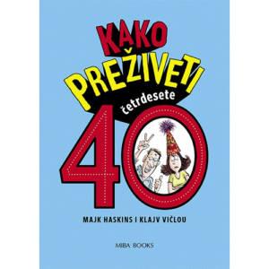 knjiga kako preživeti četrdesete prodaja knjižara miba books