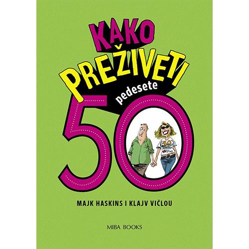 knjiga kako preživeti pedesete prodaja knjižara miba books