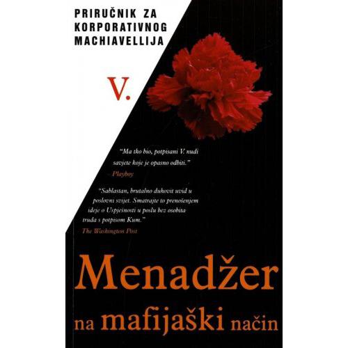 knjiga menadžer na mafijaški način prodaja knjižara miba books