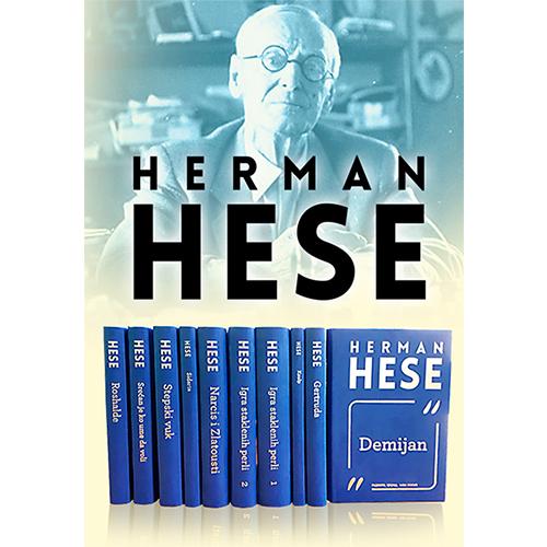 knjiga odabrana dela herman hese prodaja knjižara miba books